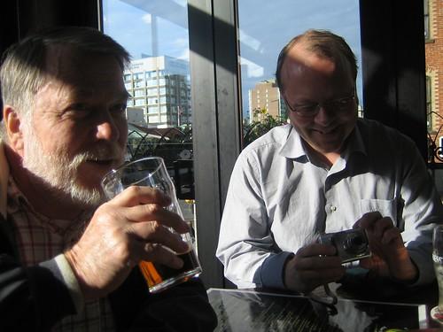 Paul Dutton & Max Middle