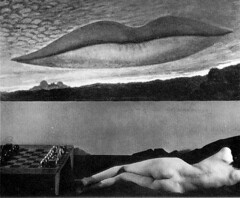 Observatory - The Lovers by Man Ray (1934)