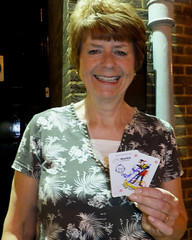 Pam Ayres kindly supporting GOSH