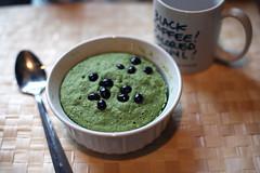Spinach Buckwheat Bake (_Hoot) Tags: cake breakfast recipes bake buckwheat chocolatecoveredespressobeans