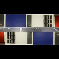 Parking Mondrian