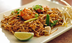 Thai, anyone? (gabazero ) Tags: food chicken photography nikon rice pork thai noodle spicy thaifood spicyfood d90 thaicuisine thaidelicacy