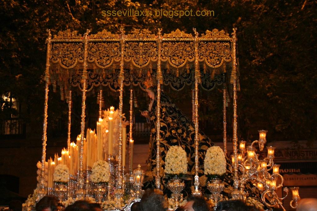Nuestra Señora de la Estrella. Domingo de Ramos, 2011