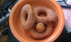 Ho-made donuts