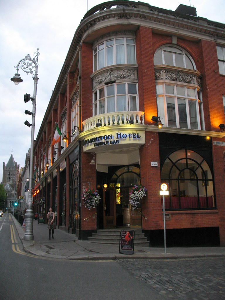Dublin: Arlington Hotel