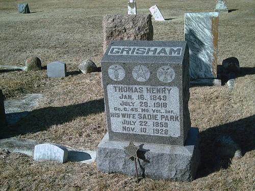 Thomas Henry Grisham