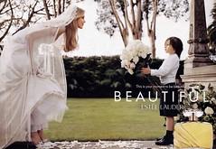 Estee Lauder (Rachel_2007) Tags: beauty esteelauder anjarubik beautifulperfume
