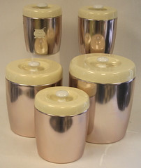 "Restored retro Pink Metallic set for sale • <a style=""font-size:0.8em;"" href=""http://www.flickr.com/photos/85572005@N00/2283289652/"" target=""_blank"">View on Flickr</a>"