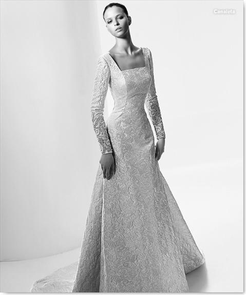 Vestidos de novia Pronovias - Vintage - Canaleta001