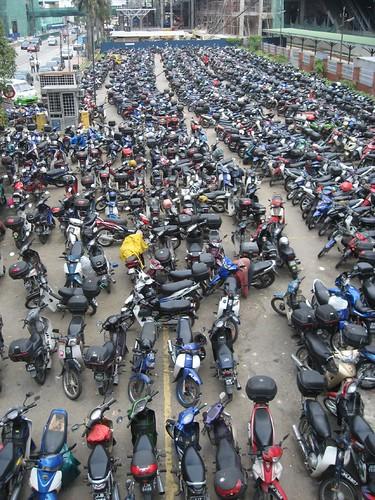 Malaysian Commuters to Singapore