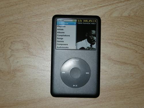 ipod classic 6th generation. iPod Classic 6th generation.