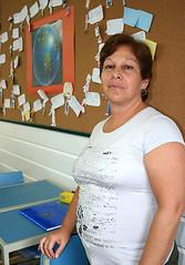 Professora Maria Cláudia