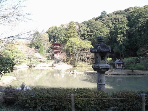 浄瑠璃寺-三重塔-01