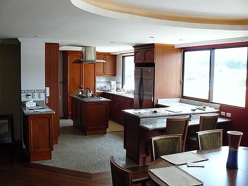 Cuenca condo kitchen