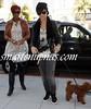 rihanna & a dog2