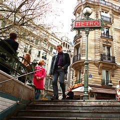 Paris (Peter Gutierrez) Tags: photo europe european france french français française paris parisien parisiennes parisiens parisienne urban city town street streets rue rues urbain square format peter gutierrez petergutierrez platinumphoto sidewalk pavement public film photograph photography