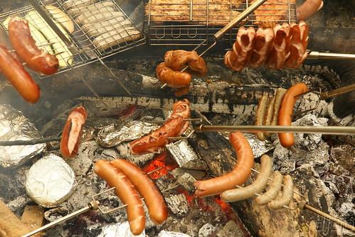 It's a bit of a Sausage Fest