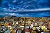 "San Fransaturated or ""Sim City"" (iceman9294) Tags: sanfrancisco nikon cityscape hilton hdr chriscoleman d300 mywinners abigfave superaplus aplusphoto infinestyle iceman9294"