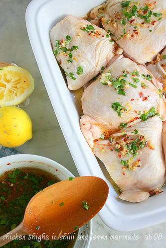 chicken marinade