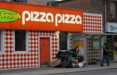 """Fresh"" Pizza in Toronto"