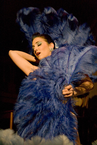 Miss Indigo Blue - Fans