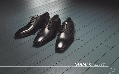 Manix Condoms - King Size - Shoes Ad