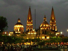 Catedral de Guadalajara (arosadocel) Tags: mxico guadalajara jalisco templos iglesias iglesiasdemxico