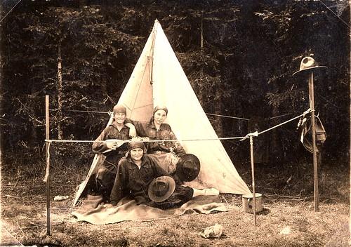 Camping Girls