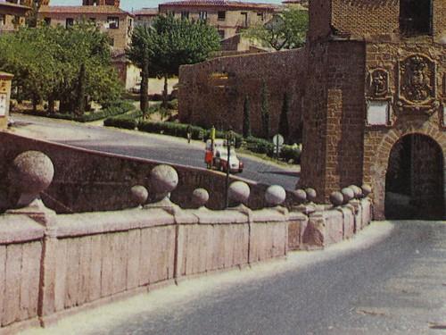 Puente de San Martín en los años 60
