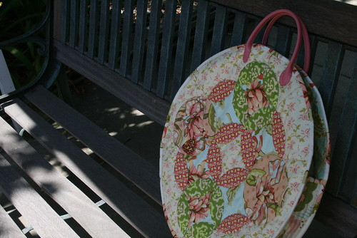 Quilting Hoop Bag