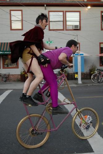 Last night's world premiere of Bike Porn 2: Bikexploitation was quite an ...