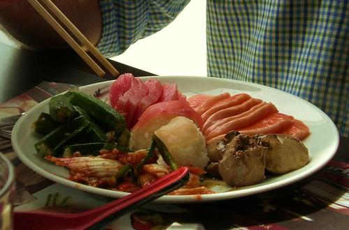 22 oishi sushi