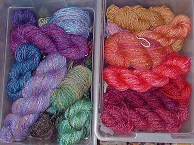 rug hooking yarns