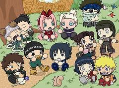 Chibi Baby Naruto Characters (lyk3_0n3_tym3) Tags: baby anime cute babies chibi manga adorable lee sakura naruto sasuke kiba shino hinata ino chouji neji rocklee shikamaru tenten narutoshippuuden narutobaby narutobabies