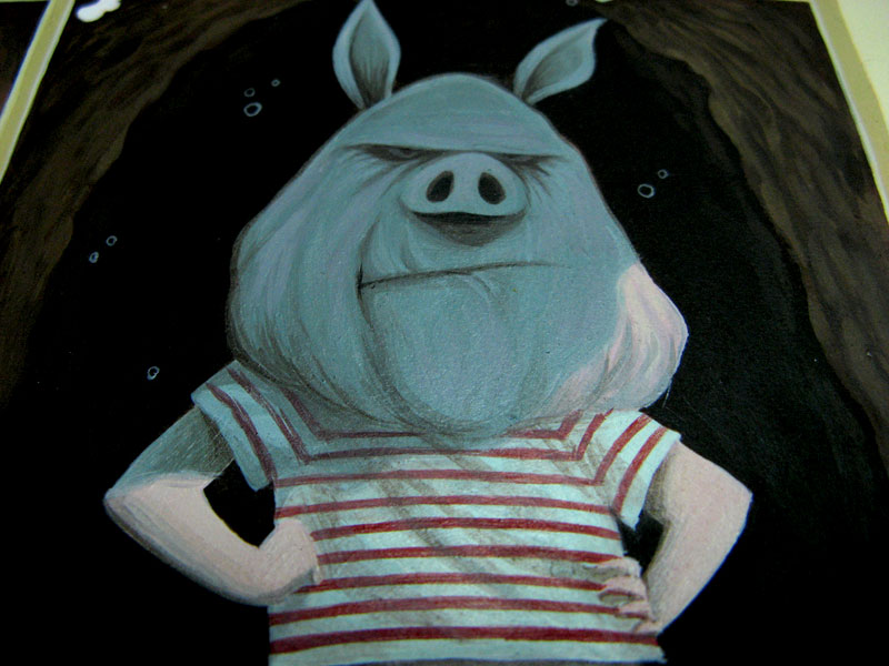 pig-boy-face