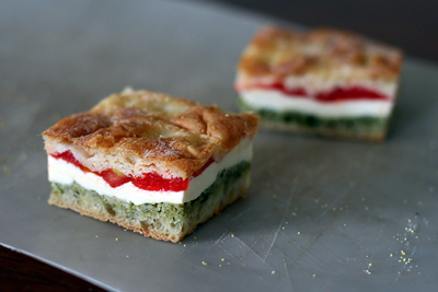 Pressed Mozzarella Sandwiches Recipes — Dishmaps