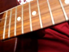 Little Sadie (xian) Tags: ukulele rodeobeach littlesadie