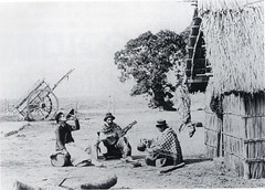 Mate, bebida y msica - 1891 (Imagenes UFA) Tags: argentina mate yerba gaucho