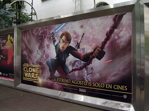 Anuncio de The Clone Wars