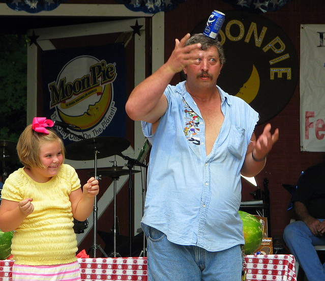 RC Cola Dash Contestant 4