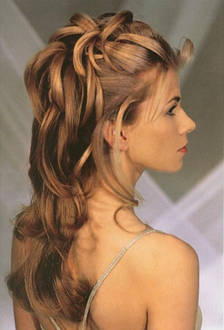 Long Hairstyles Updos. wedding long hairstyle