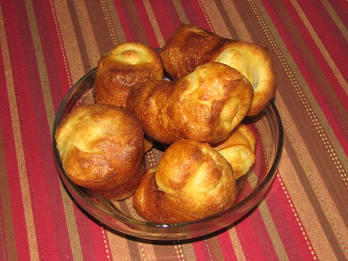 Mmm... Popovers
