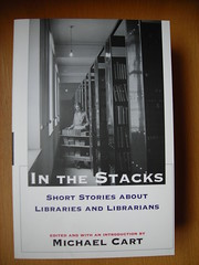 in the stacks (omoo) Tags: newyorkcity home interiors apartment libraries westvillage books antiques librarians bookshelves collectibles furnishings greenwichvillage librarystacks inthestacks michaelcart
