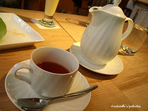 Loft Cafe 橘皮香茶