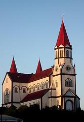 (Leo Villamizar) Tags: chile ptovaras suramérica viajes travel puerto varas region de los lagos iglesia igreja church leonardo villamizar leonardovillamizar