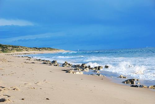 Binningup Beach, Australia by hippohog68.