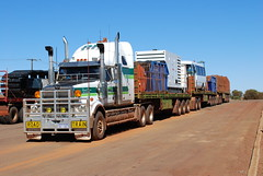 Northbound Star (steerer2003) Tags: truck transport meekatharra outback triple roadtrain ironore pilbara cloudbreak westernstar