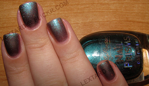 Sally Hansen Nail Prisms - Turquoise Opal