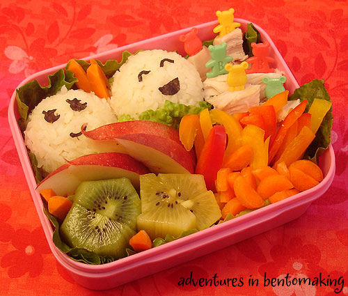 Bento Box for Kids Lunch