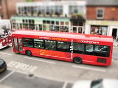 """Model"" Bus"